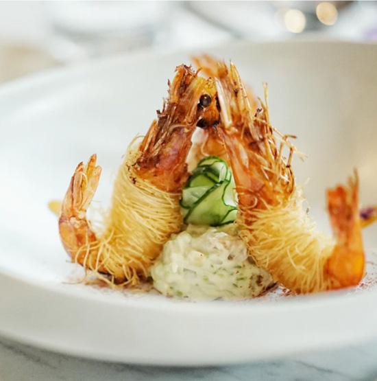 Italian culinary delighful food - Doppio Gusto Restaurant Pfäffikon Schwyz