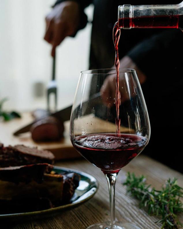 Fein wein aus Italien - Doppio Gusto Restaurant Pfäffikon Schwyz