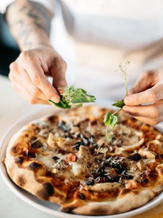 Pizzeria italiana Kanton Schwyz - Doppio Gusto