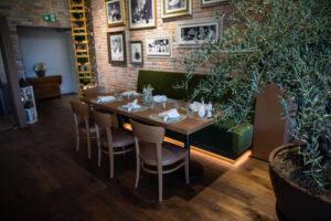 Doppio Gusto Italienisches Restaurant - Halten Business Center - Pfäffikon Schwyz